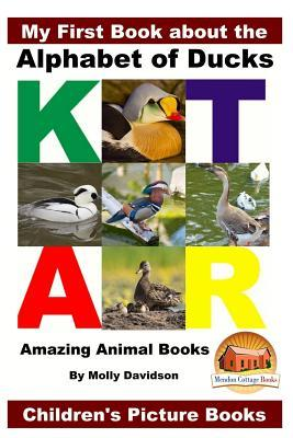 My First Book About the Alphabet of Ducks