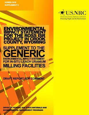 Environmental Impact Statement for the Ross Isr Project in Crook County, Wyoming