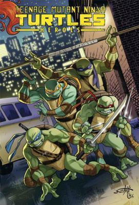 Teenage Mutant Ninja Turtles Heroes