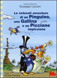 Le notevoli avventure di un pinguino, una gallina e un piccione impiccione