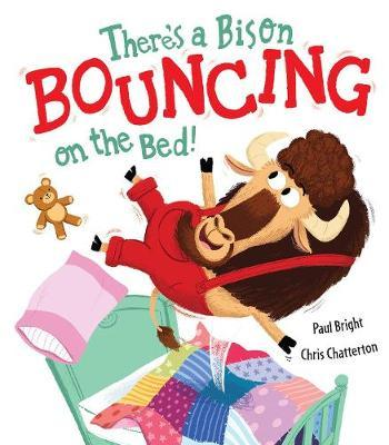 There's a Bison Bouncing on the Bed!