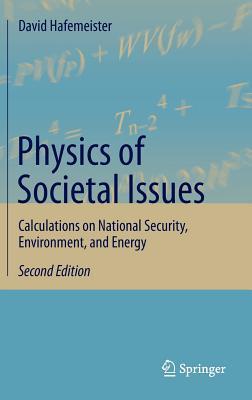 Physics of Societal Issues