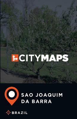 City Maps Sao Joaquim Da Barra, Brazil
