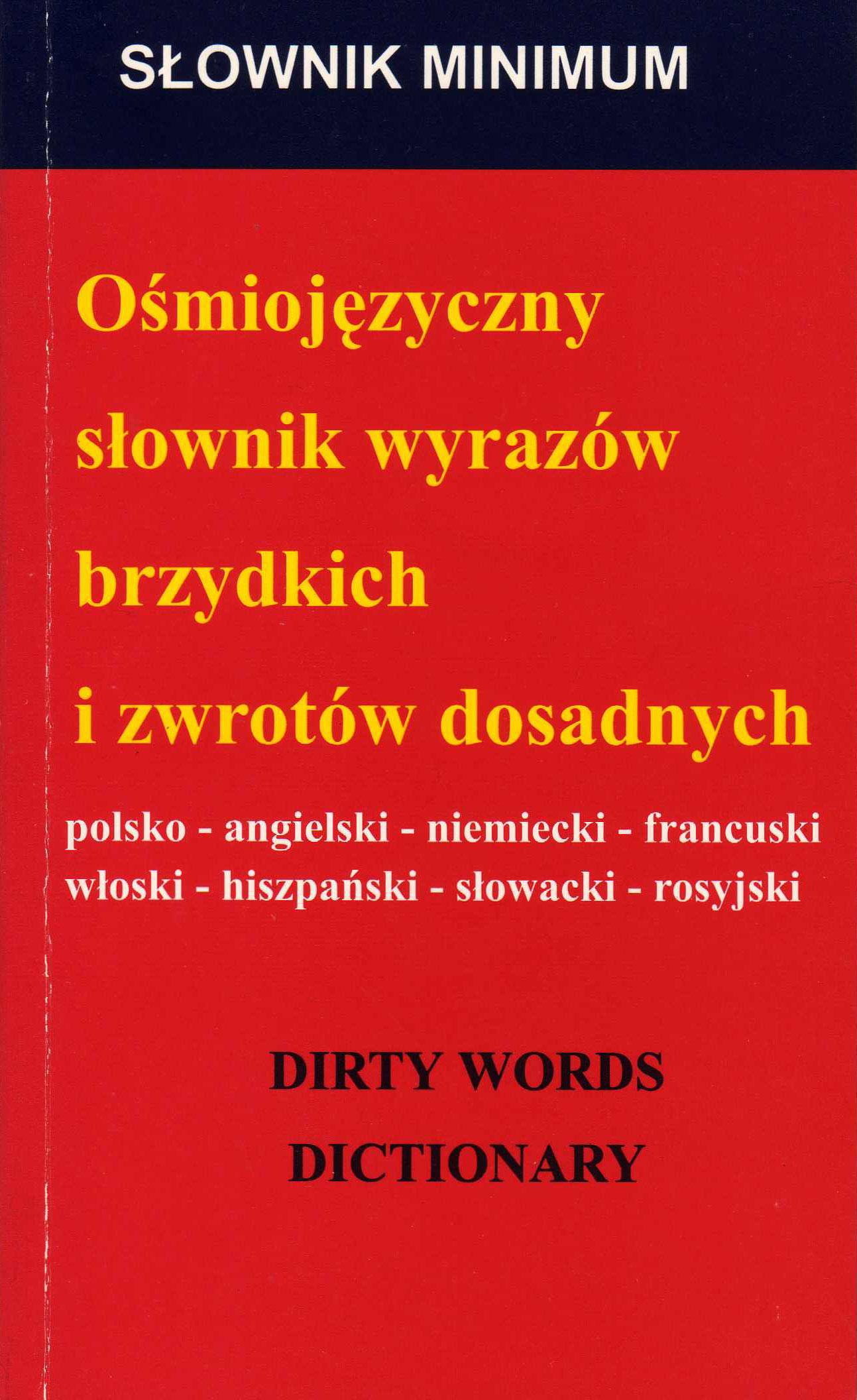 Słownik wyrazów brzydkich