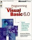 Programming Microsoft Visual Basic 6.0