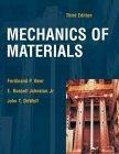 Mechanics of Materials: With Tutorial CD