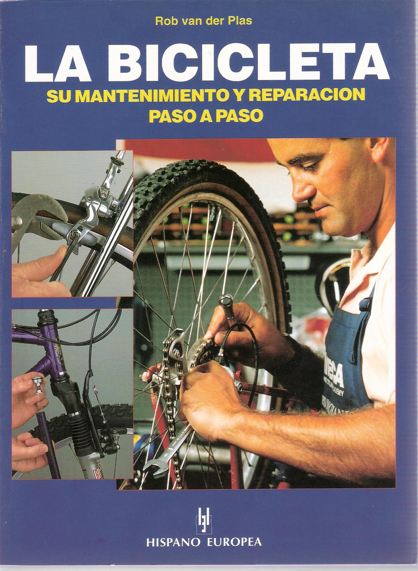 La Bicicleta / Cycle Repair Step by Step