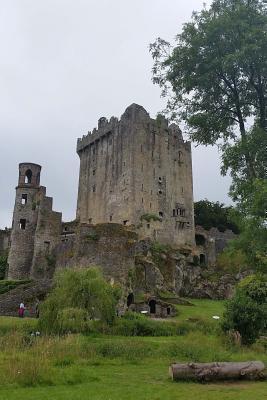 Blarney Castle Cork Ireland Lined Journal