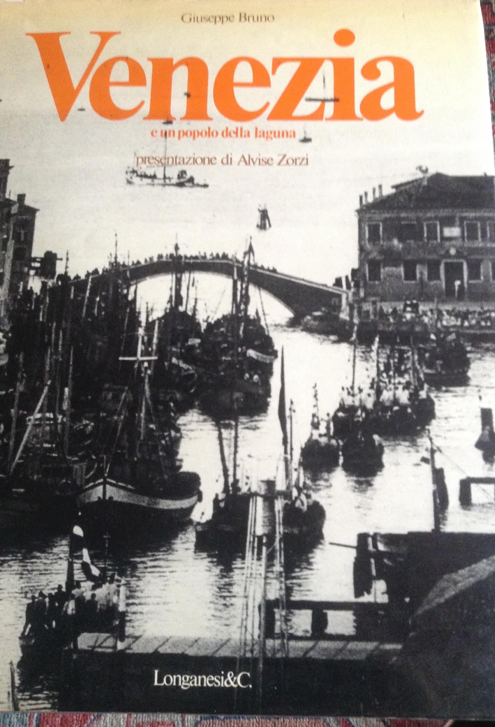 Venezia e un popolo della laguna