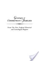 Genealogies of Connecticut Families: Painter-Wyllys