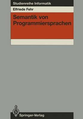 Semantik Von Programmiersprachen