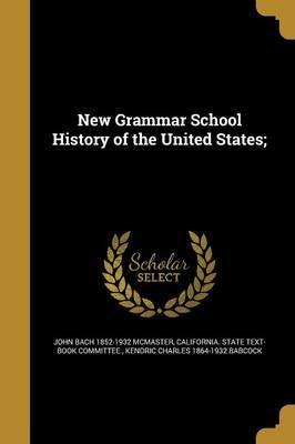 NEW GRAMMAR SCHOOL HIST OF THE