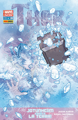 Thor #3 All New Marvel Now!
