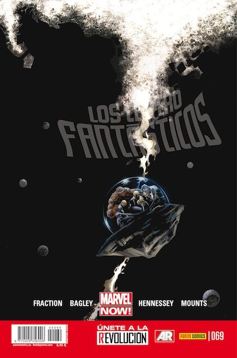 Los Cuatro Fantásticos Vol.7 #69