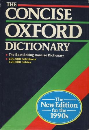 The Concise Oxford D...
