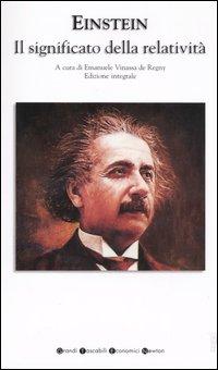 Il significato della relatività