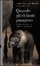 Quando gli elefanti piangono