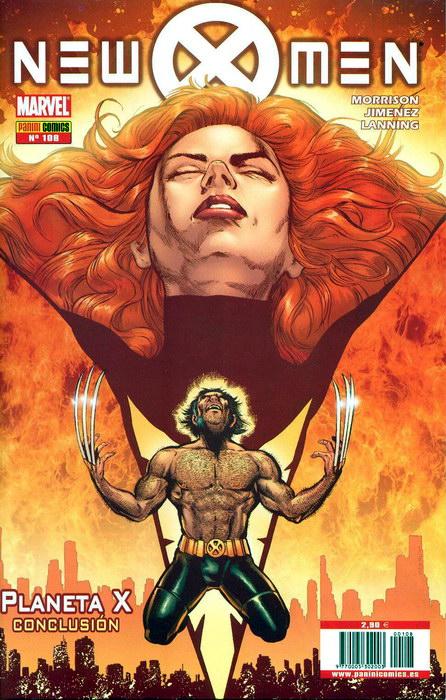 X-Men Vol.1 #108 (de 117)
