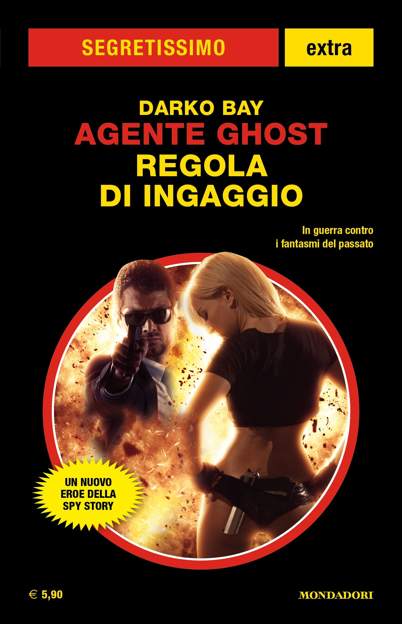 Agente Ghost: regola...