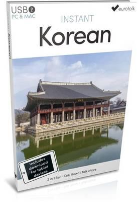 Instant Korean - USB Course for Beginners