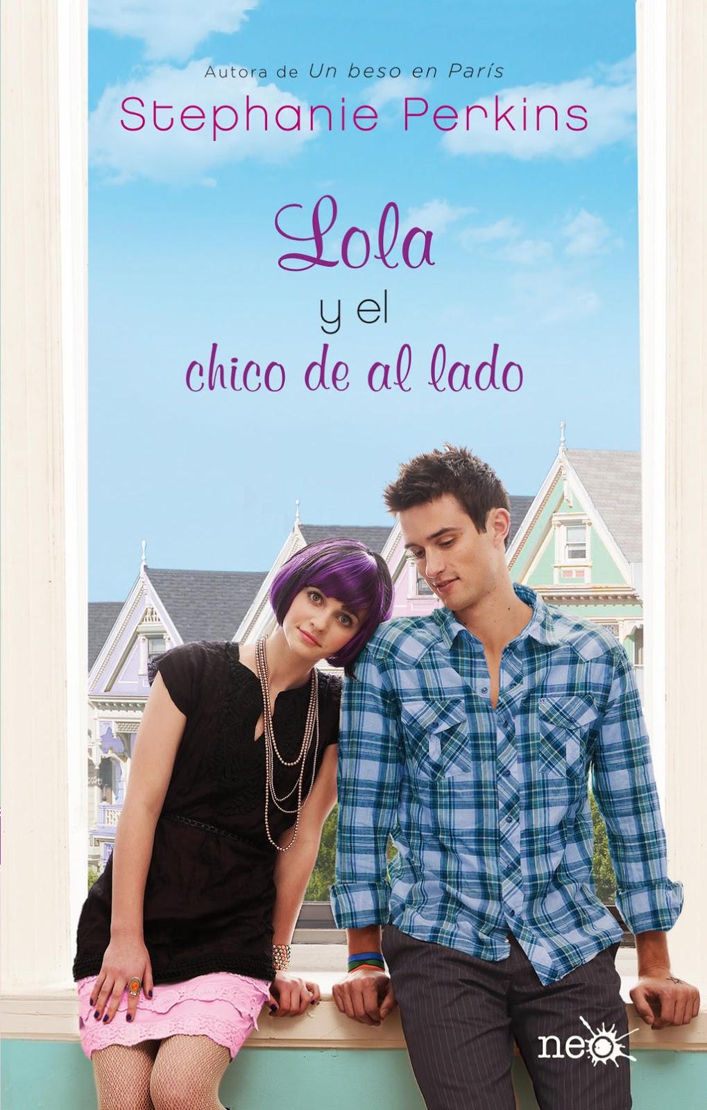 Lola y el chico de a...