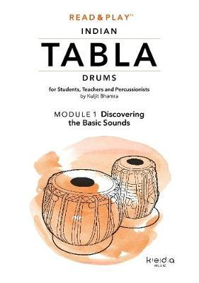 Read and Play Indian Tabla Drums MODULE 1