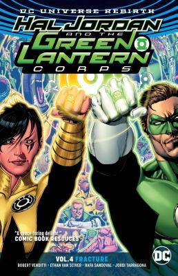 Hal Jordan and the Green Lantern Corps 4