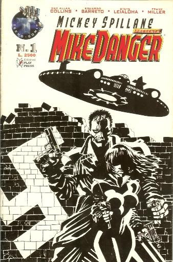 Mike Danger n. 1