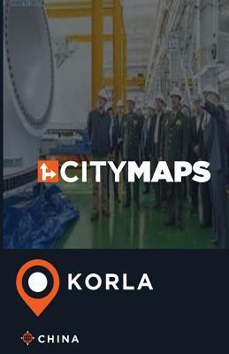 City Maps Korla, China