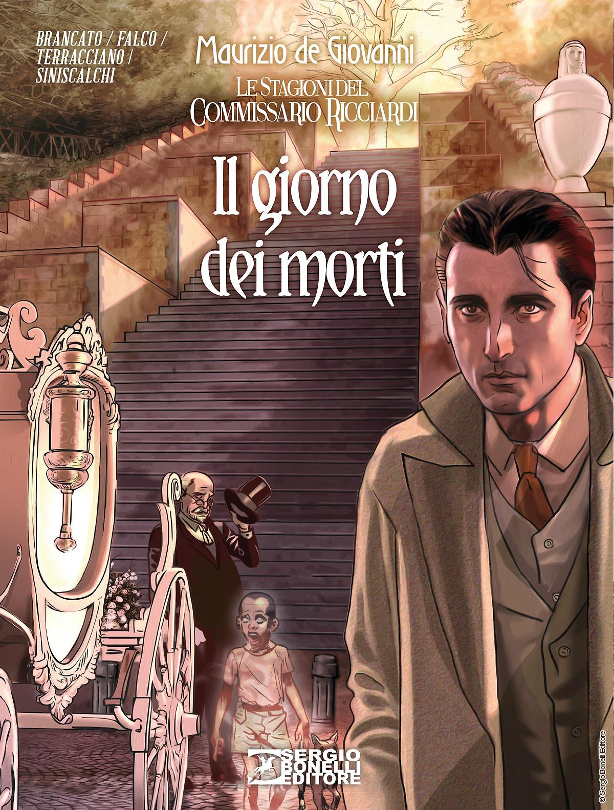 Il Commissario Ricciardi a fumetti n. 4