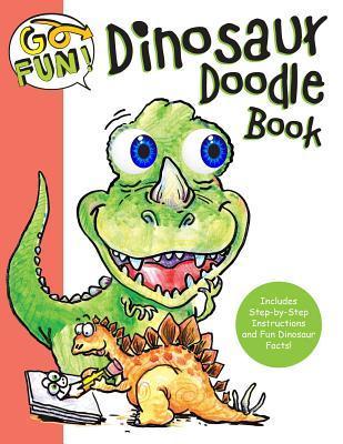 Dinosaur Doodle Book