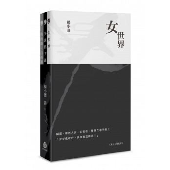 楊小濱詩X3