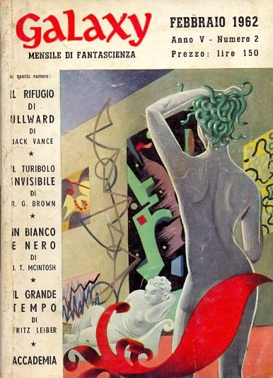 Galaxy - Febbraio 1962