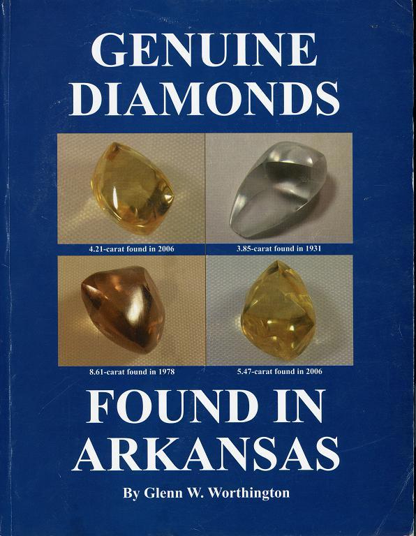 Genuine Diamonds Found in Arkansas