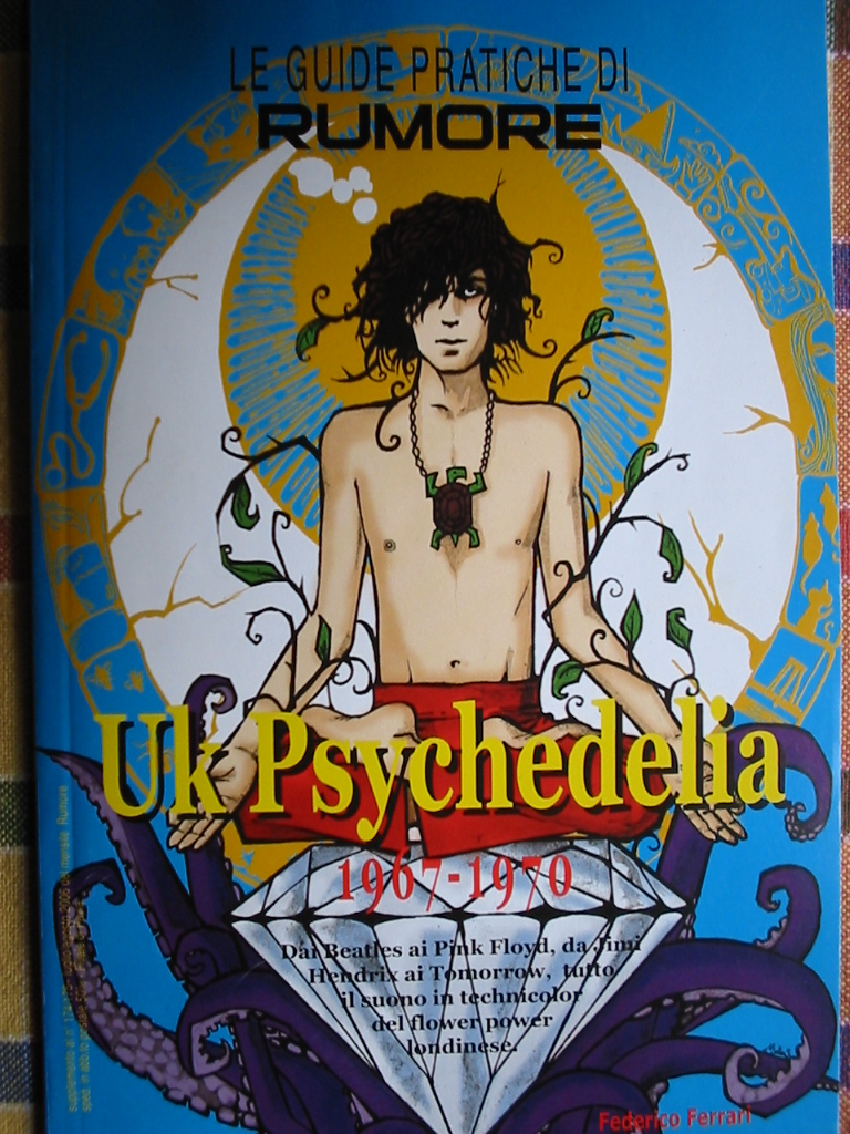UK Psychedelia 1967-1970