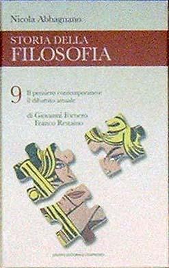 Storia della filosofia vol. 9