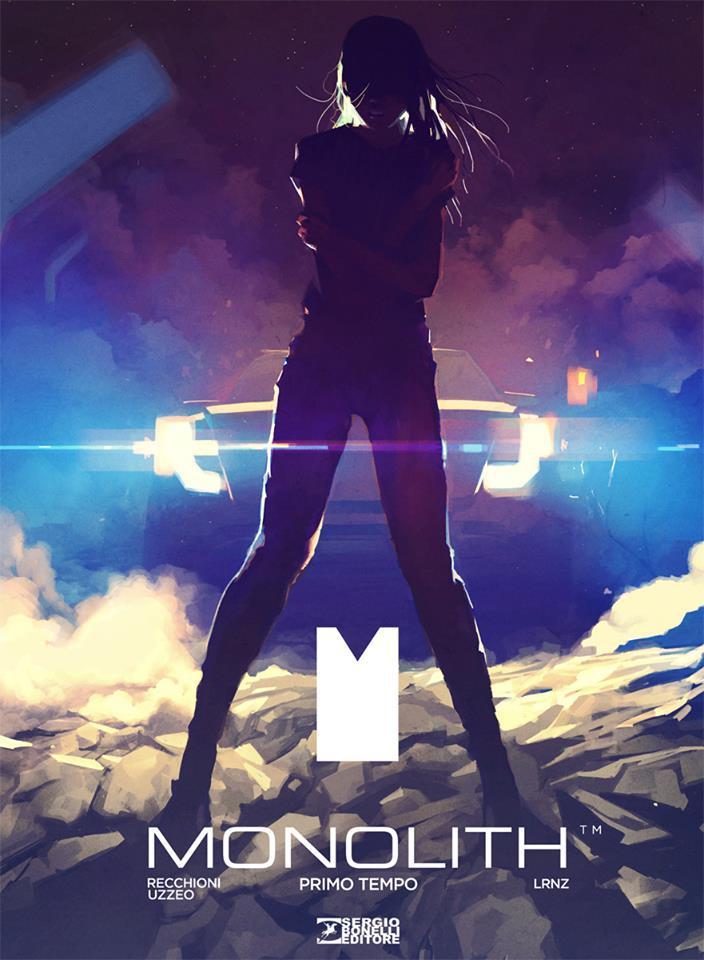 Monolith: Primo temp...