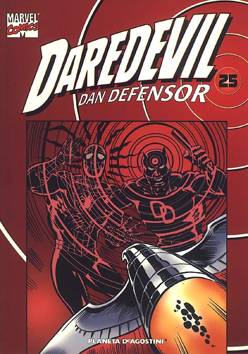 Coleccionable Daredevil/Dan Defensor Vol.1 #25 (de 25)