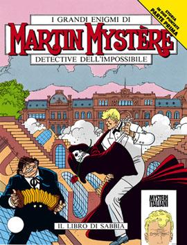 Martin Mystère n. 154