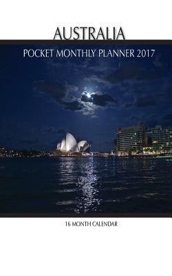 Australia 2017 Pocket Monthly Planner