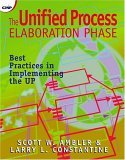 The Unified Process Elaboration Phase