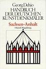 Handbuch der deutschen Kunstdenkmäler