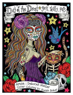 Day of the Dead Girl...