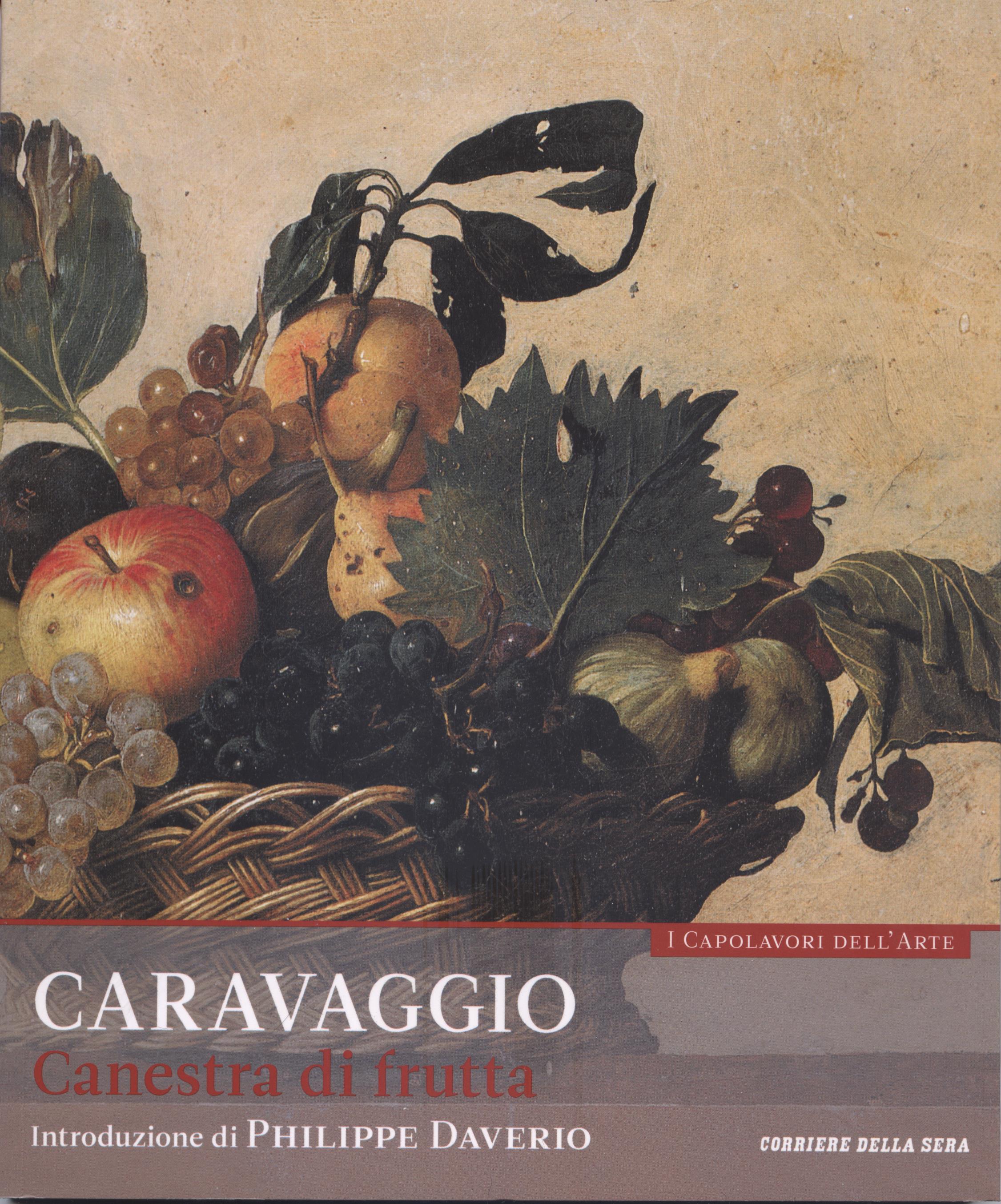 Caravaggio - Canestr...