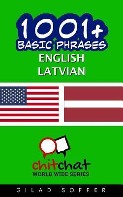 1001+ Basic Phrases English - Latvian