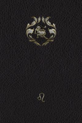 Monogram Leo Notebook