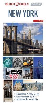 Insight Flexi Map New York City