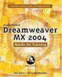 Macromedia Dreamweaver MX 2004 Hands-on Training