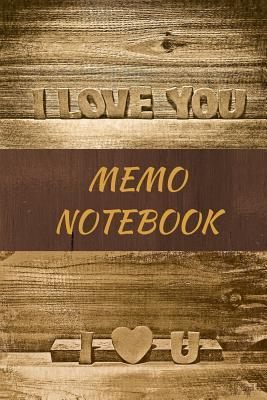 I Love you Memo Note...