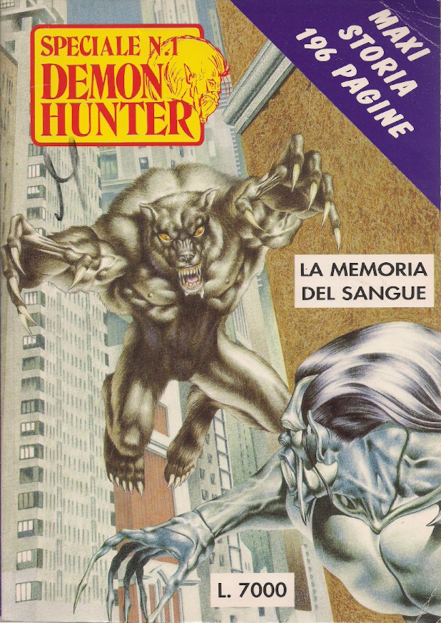 Demon Hunter Speciale n. 1